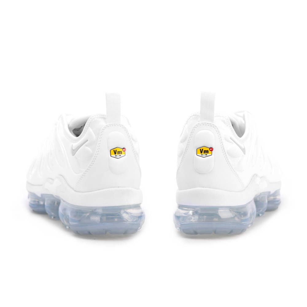 lowest price f91d1 ad21d Nike Air VaporMax Plus in weiss - 924453-100 | everysize