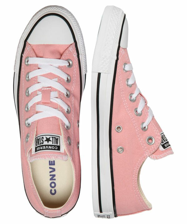 Converse Sneaker Chuck Taylor All Star OX in pink 164936C COLOR OX | everysize