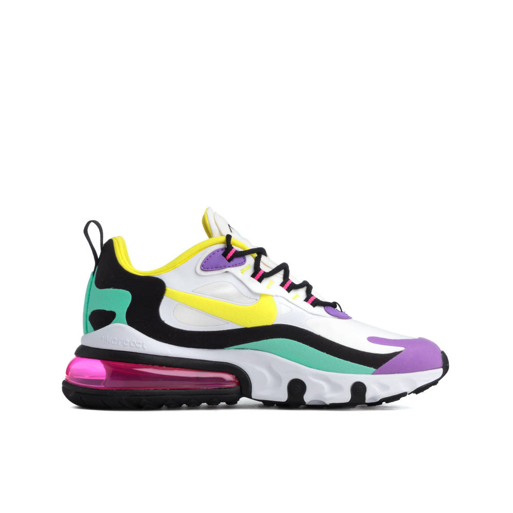 Nike Air Max 270 React in weiss AT6174 101 | everysize