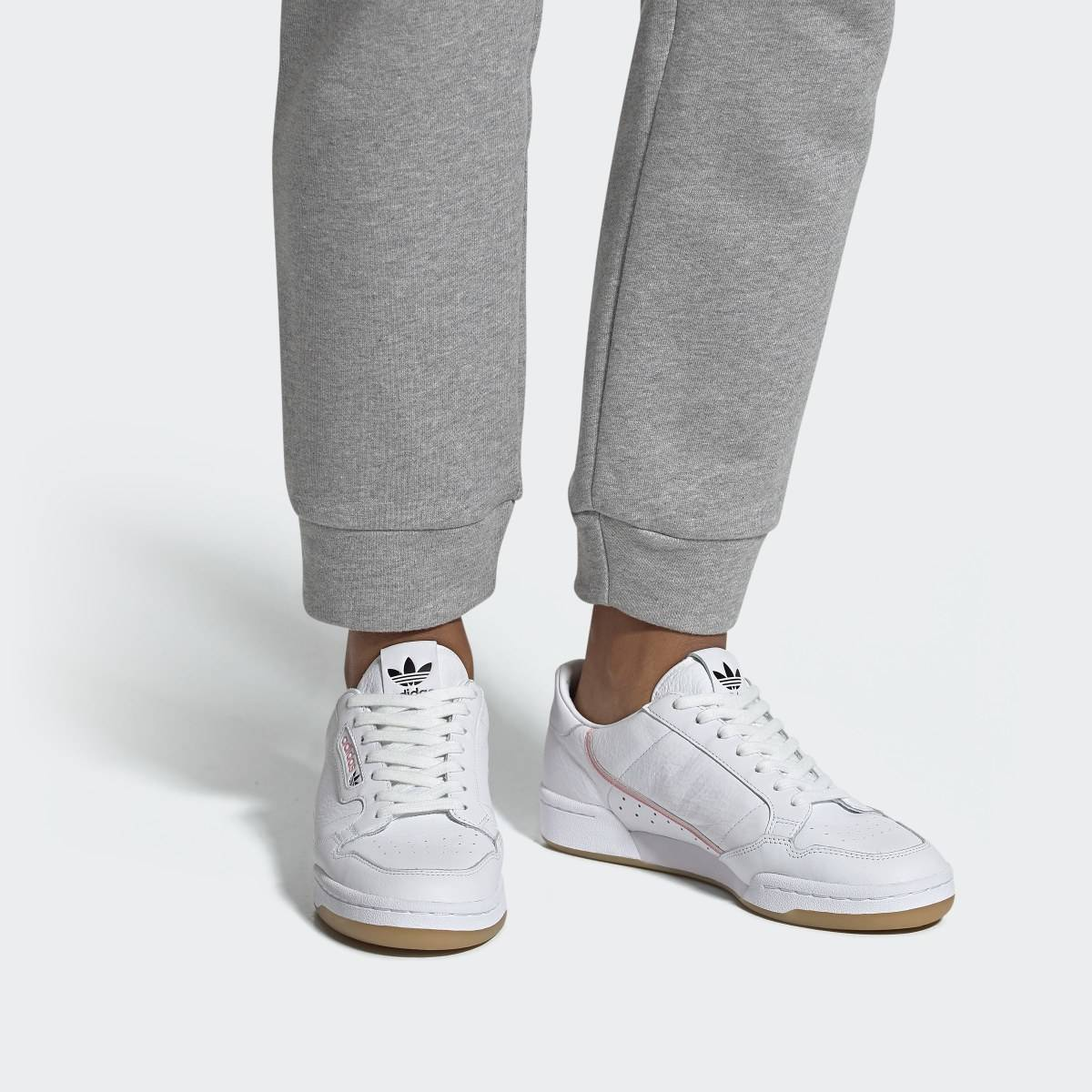 adidas Originals X Continental TFL 80 in weiss EE9547