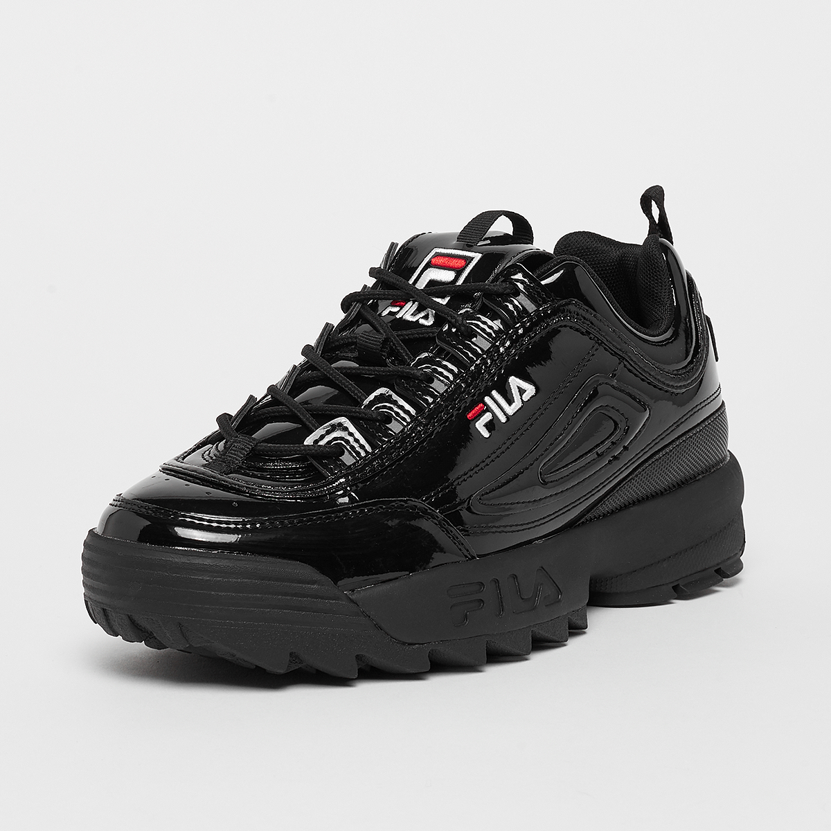 FILA WMN Heritage Disruptor P Low in schwarz 1010746.12V BLACKBLACK | everysize