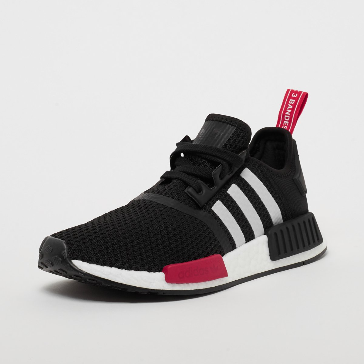 adidas Originals NMD R1 J in schwarz EG2706 | everysize