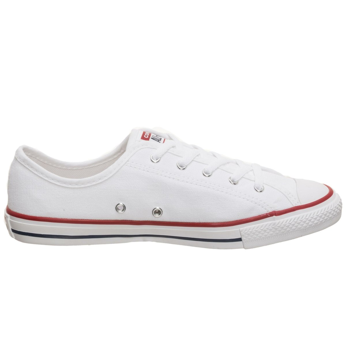 Converse Chuck Taylor All Dainty Star Ox in weiss 564981C 102 | everysize