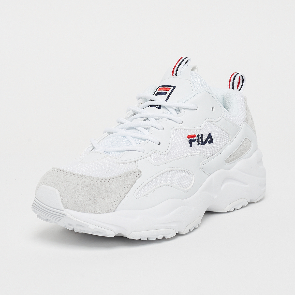 FILA Ray Tracer in weiss 1010686.91X WHITEWHITE | everysize