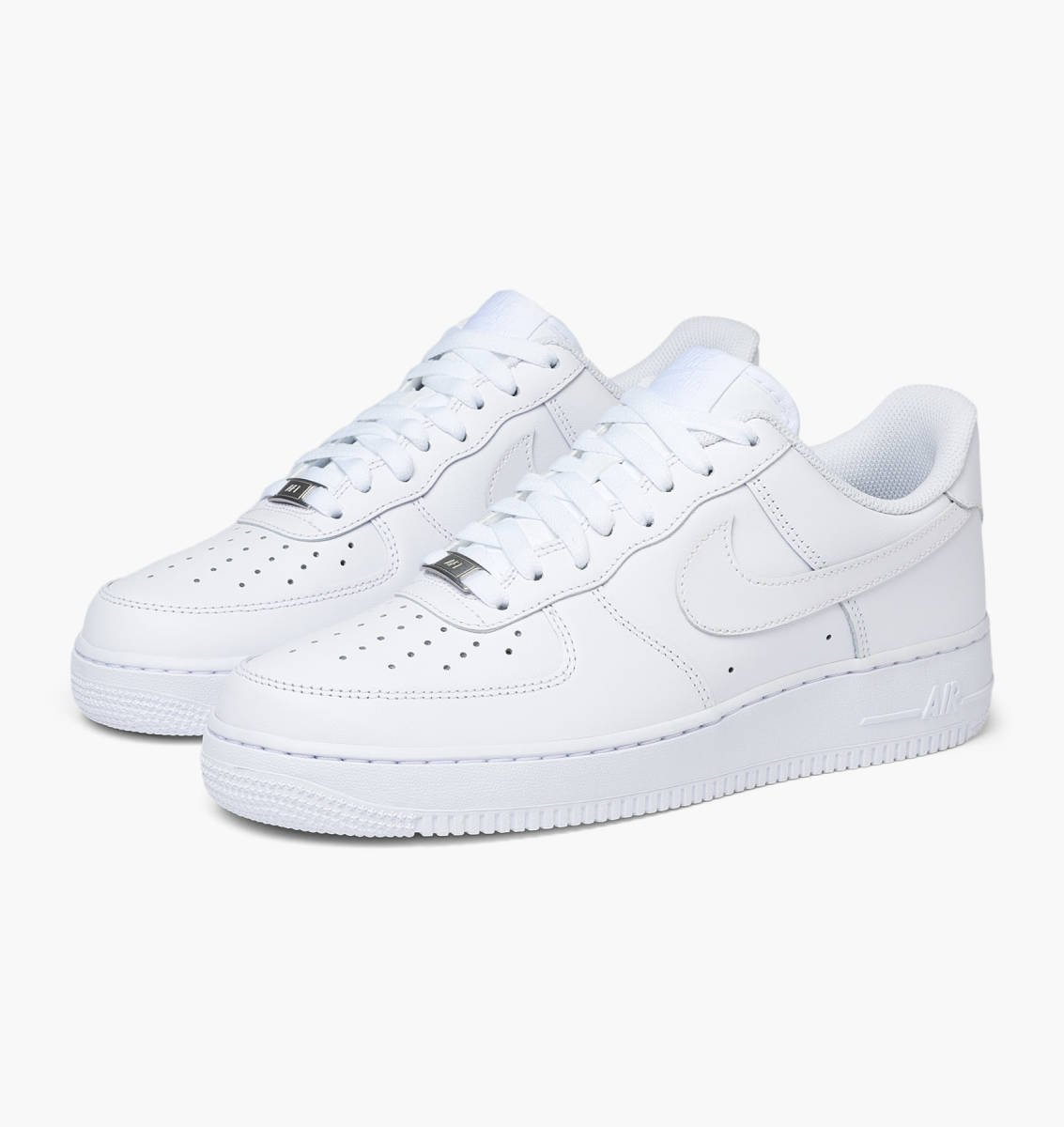 Nike Air Force 1 07 in weiss 315122 111 | everysize