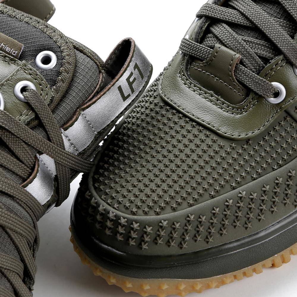 more photos d0db4 52994 Nike Lunar Force 1 Duckboot in grün - 805899-201 | everysize