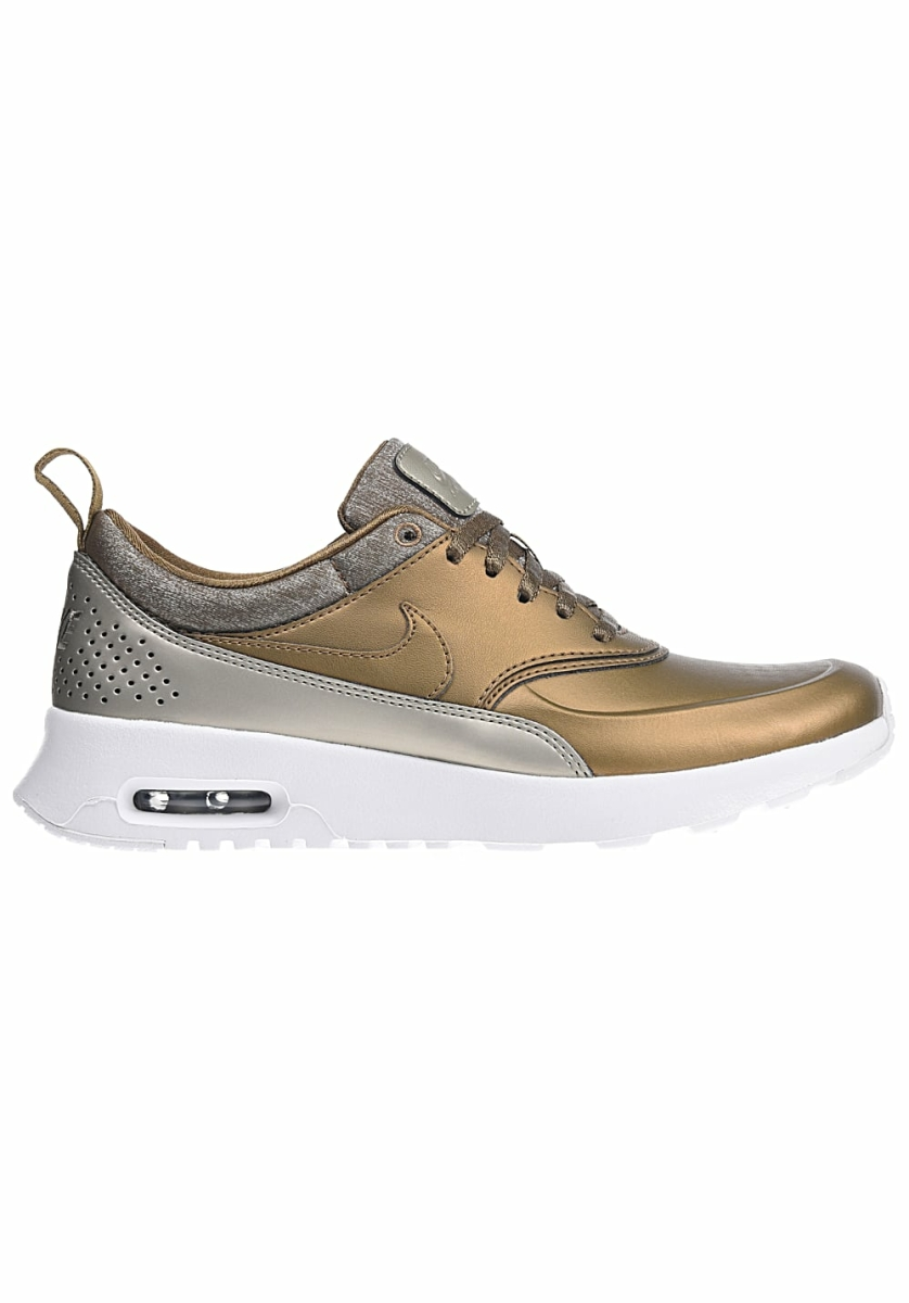 huge discount 3bf26 9727a Nike Air Max Thea Premium in gelb - 616723-902  everysize