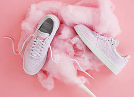 "NAKED X ONITSUKA TIGER GSM ""COTTON CANDY"""