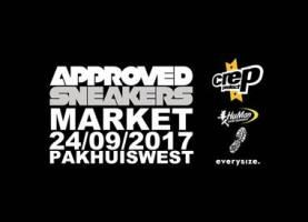 Approved Sneakers Market Amsterdam