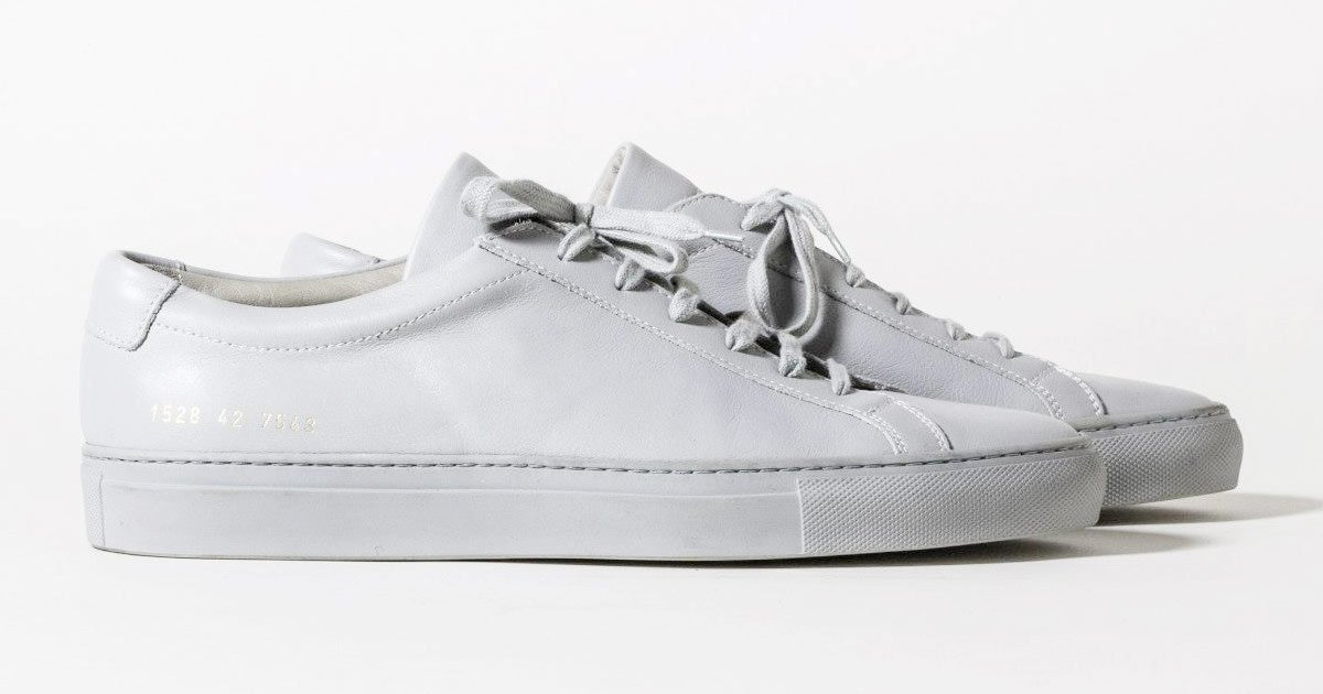 Common Projects Sneaker BBall Low Nubuk Herren Sale